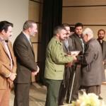 اولین سوگواره ترنم اشک در شهرستان تفت برگزار شد