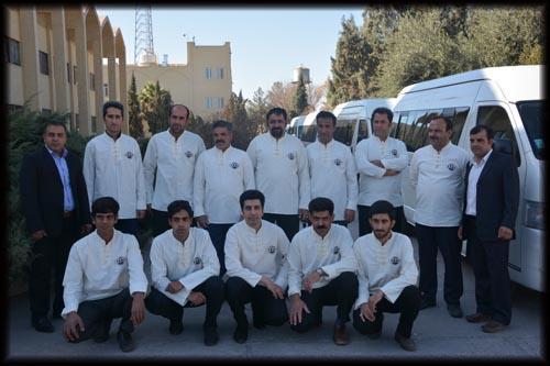 افتتاح تاکسی گردشگری در یزد