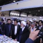 هشمین نمایشگاه بزرگ کتاب یزد افتتاح شد