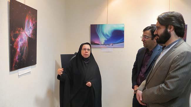 تمدید نمایشگاه عکس «قاب پرستاره» در حوزه هنری یزد
