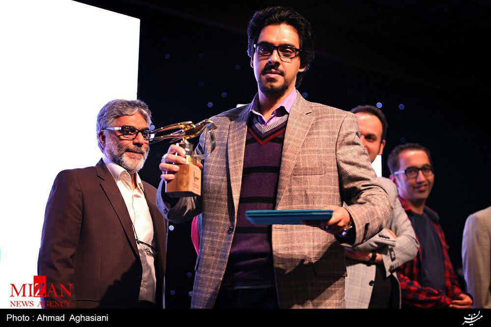 علیرضا دهقان موفق به دریافت پرستوی زرین جشنواره سما شد