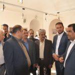 افتتاح  نمایشگاه عکس «مروست؛تاریخی در کویر» در یزد