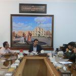 برنامه ریزی  برگزاری جشنواره استانی تئاتر خیابانی «چتر زندگی» در یزد