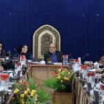 برگزاری جلسه ستاد اجرایی خدمات سفر استان یزد ویژه نوروز ۹۷