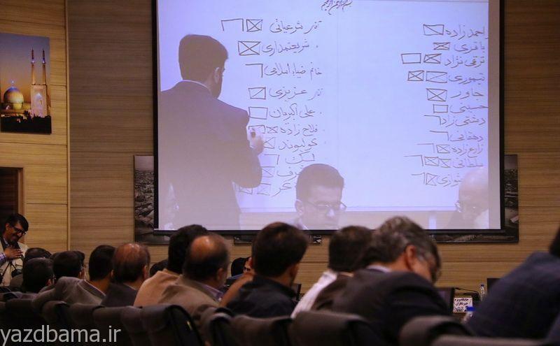 هیات رئیسه شورای هماهنگی روابط عمومی های یزد انتخاب شدند