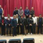 اعضای هیات مدیره انجمن هنرهای نمایشی اردکان انتخاب شدند