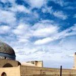 اطلس فرهنگی مساجد استان یزد تهیه میشود