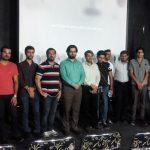 اکران مستند «خاطرات خانه متروک» در پلاتو حوزه هنری یزد