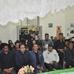 برگزاری شب شعر عاشورا در دهستان ترکان و هرابرجان مروست