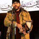 اصغر عباسی فانوس طلایی جشنواره عمار را به ابرکوه برد