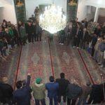 اولین همایش استانی ذکرخوانی و پامنبری در استان یزد برگزار شد
