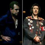 حضور بازیگران تئاتر یزد در نمایش «مِفیستو»