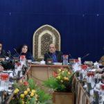 برگزاری جلسه ستاد اجرایی خدمات سفر استان یزد ویژه نوروز 97