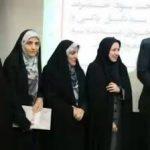 نخستین جشنواره بانوی هزاره اسلام در یزد برگزار شد