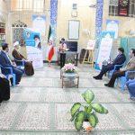 « رواق قلم» در قالب طرح ملی « ایران قوی» در یزد رونمایی شد