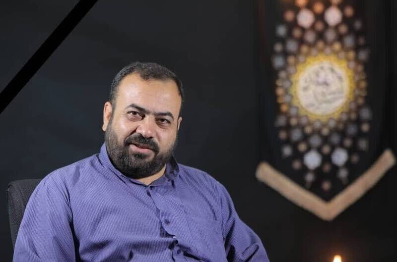 مراسم یادبود فعال فضای مجازی و اعضای خانوادهاش در یزد برگزار شد